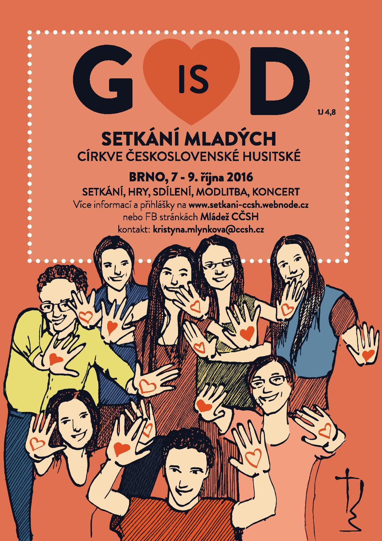 plakát setkání 2016