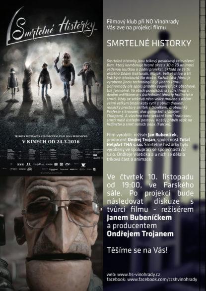 Smrtelné historky - filmový klub