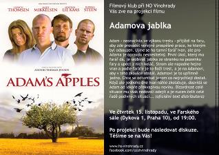 Filmový klub - Adamova jablka