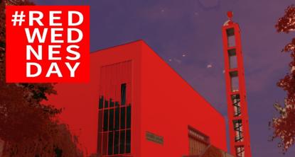 Červená středa - studentská bohoslužba