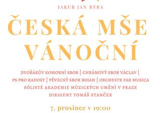 Koncert – J.J. Ryba – Česká mše vánoční