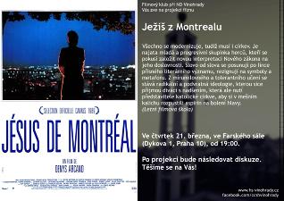 Filmový klub - Ježíš z Montrealu