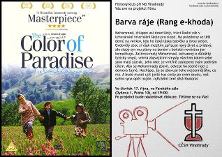 Filmový klub - Barva ráje