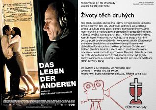Filmový klub - Životy těch druhých (2006)
