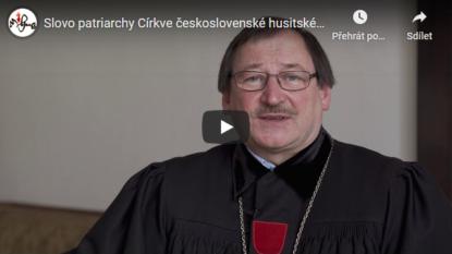 Pastýřský list patriarchy Církve československé husitské v čase nouze