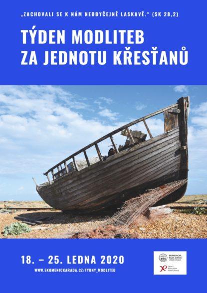 Ekumenická bohoslužba v rámci Týdne modliteb za jednotu křesťanů u Panny Marie Sněžné - 20. 1.