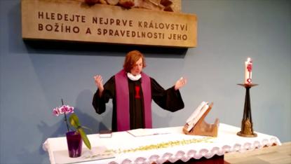 KVĚTNÁ NEDĚLE - Záznam online bohoslužby