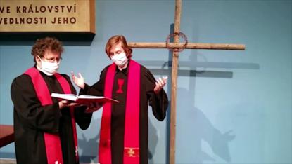 VELKÝ PÁTEK na Vinohradech 10. dubna 2020 - Online bohoslužba