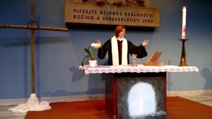 NEDĚLE VELIKONOČNÍ na Vinohradech 12. dubna 2020 - Online bohoslužba