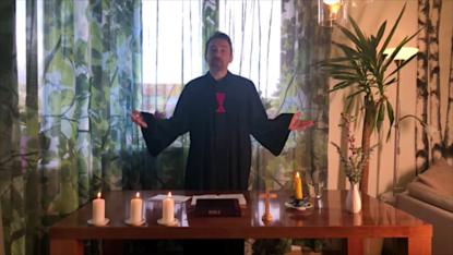 Večerní keltská liturgie - Vladimír V. Karbusický - Online studentská bohoslužba