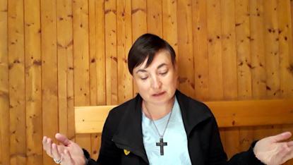 Míša Noe Švestková - Online studentská bohoslužba