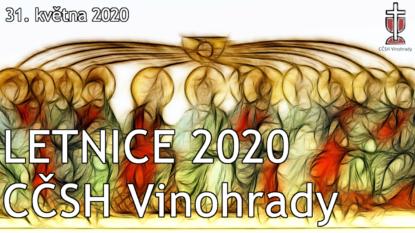 Letnice - seslání Ducha svatého v našem sboru (31. května 2020)