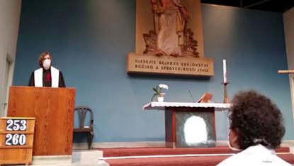 Neděle Dobrého pastýře v našem sboru 3. května 2020