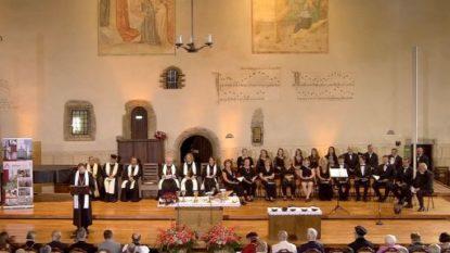 Záznam bohoslužby k svátku Mistra Jana Husa