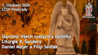 Dušičky 2020 a Slavnost Všech svatých - online bohoslužba