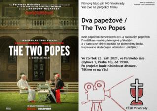 Filmový klub - Dva papežové